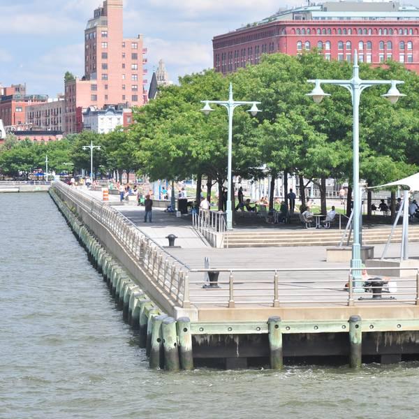 Christopher Street Pier