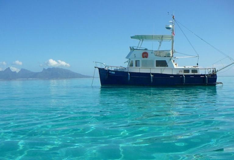 Nemo Cruises Tahiti