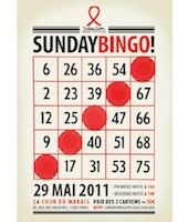 Un bingo contre le Sida organisé dimanche à Paris