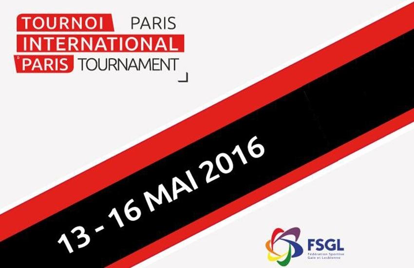 Gay Sports: Paris International Tournament, May 13-16