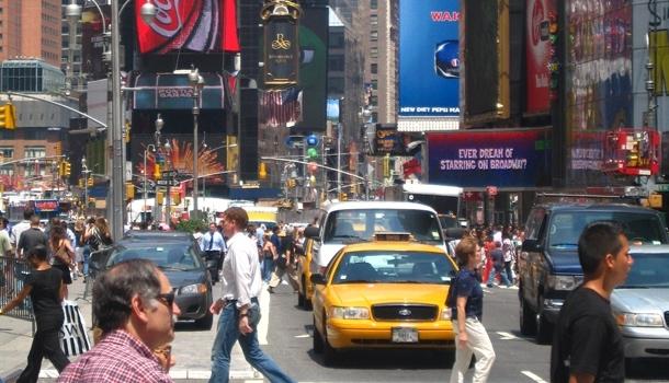 Les hotspots de Sex & The City à New York