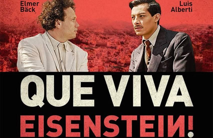 Film gay : « Que viva Eisenstein », baroque et érotique !