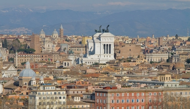 Dolce Vita à la romaine