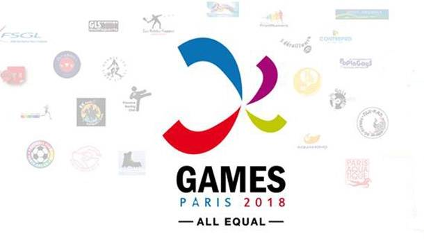 2018 Gay Games: allez Paris!!!