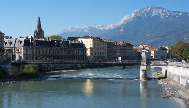 L'autre côté de Grenoble