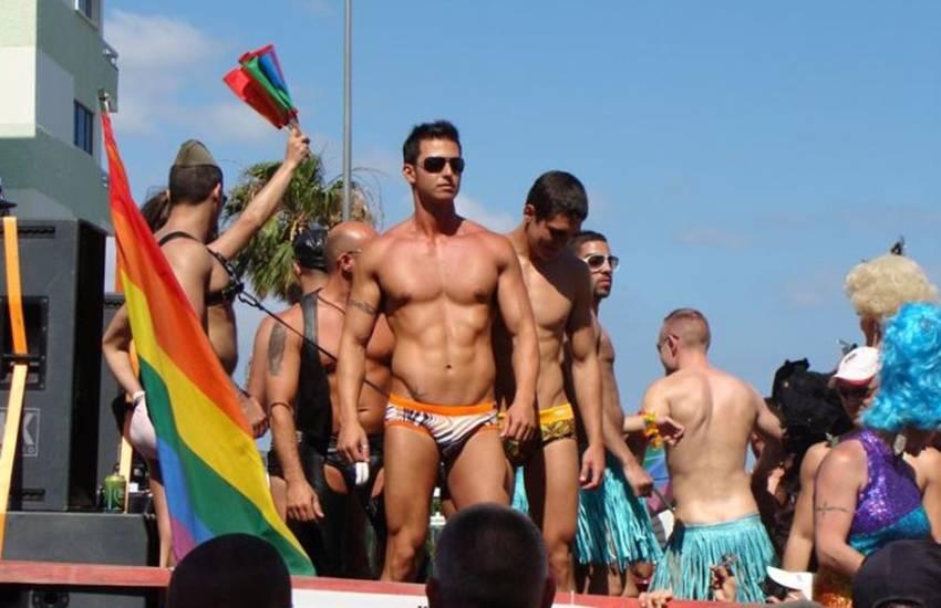 Gay pride de Maspalomas : c'est parti