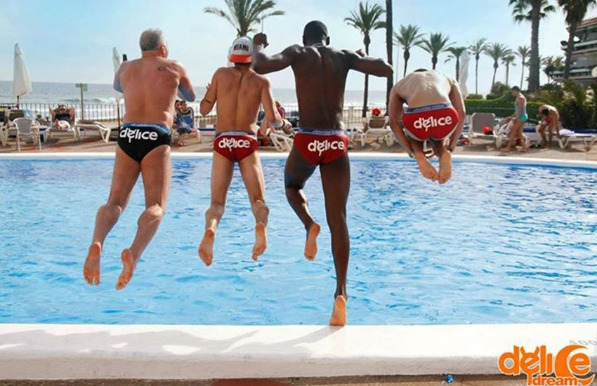 Delice Dream: next Gay Spring Break in Sitges in May 2016