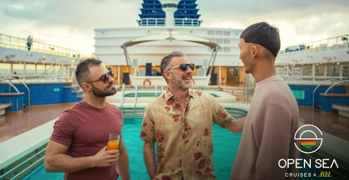 News splash! Axel Hotels lauches cool gay cruise