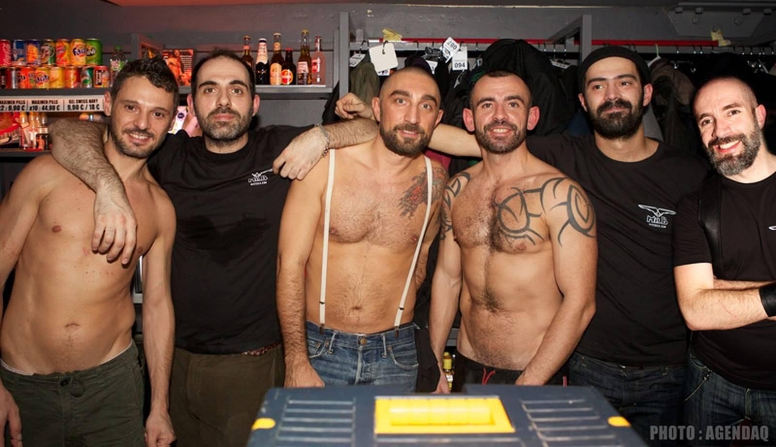 Saunas et cruising gays Tel AvivJaffa