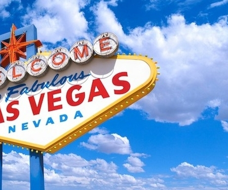 Las Vegas fait son strip