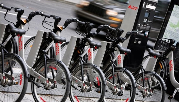 Self-service bicycles soon to be seen in the streets of New York!