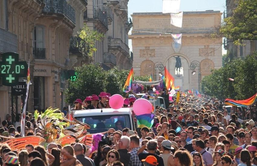 Gay pride Montpellier : 20 ans de lutte et de visibilité