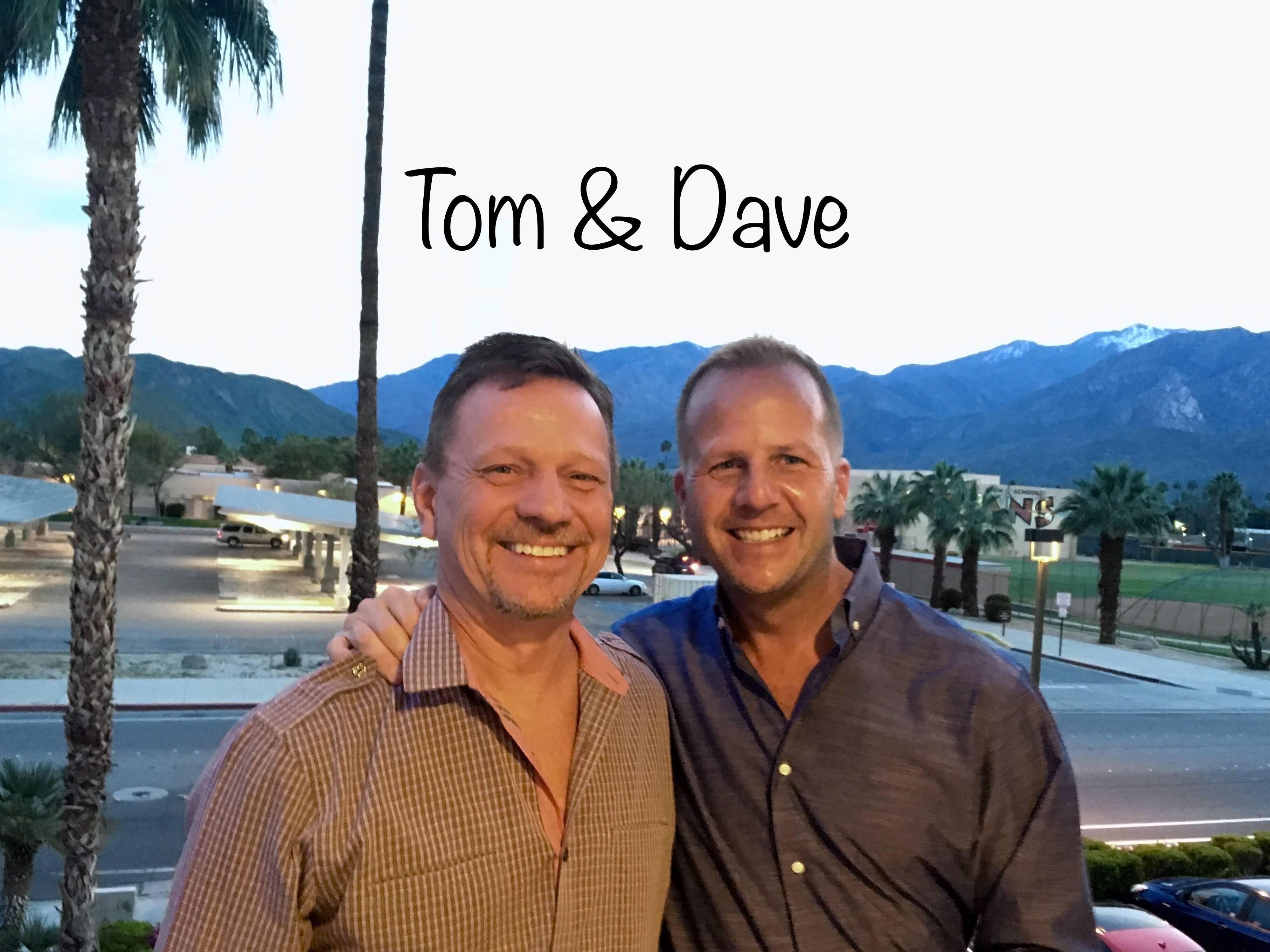 Host Story Palm Springs: Ver a sua cidade com um olhar novo