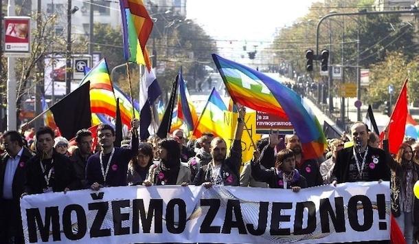 La gay pride de Belgrade aura bel et bien lieu en 2012. Si tout va bien !
