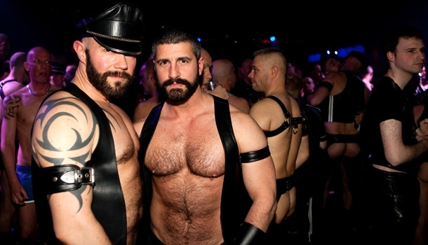 Salon LGBT de Lille et Leather Pride d'Anvers : ce week-end, direction le Nord !