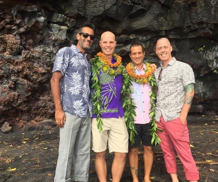 Host story Hawaii: The honeymoon is not over!