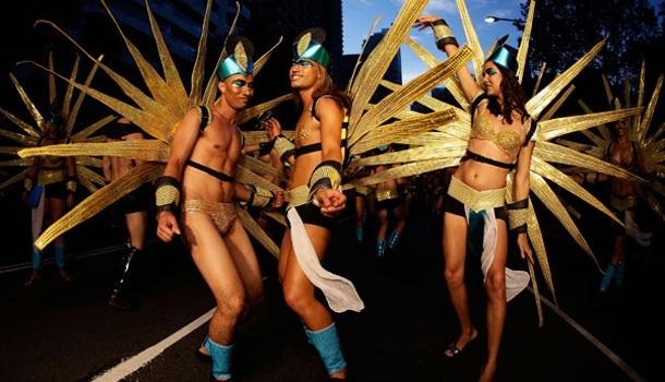 Le Sydney Mardi Gras 2012 en plein préparatifs