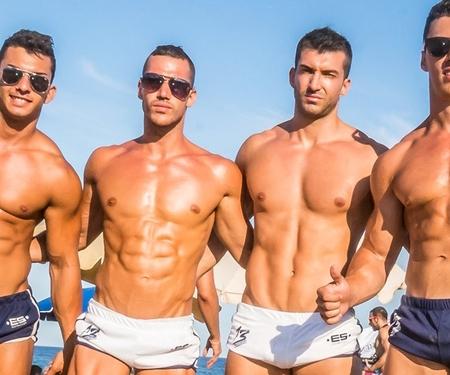 Le calendrier gay de votre été 2014