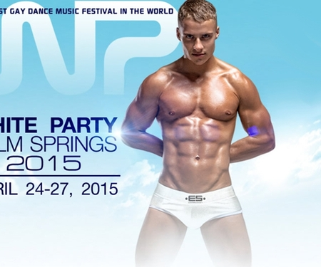 VIDEO – White Party de Palm Springs, le feu d'artifice final