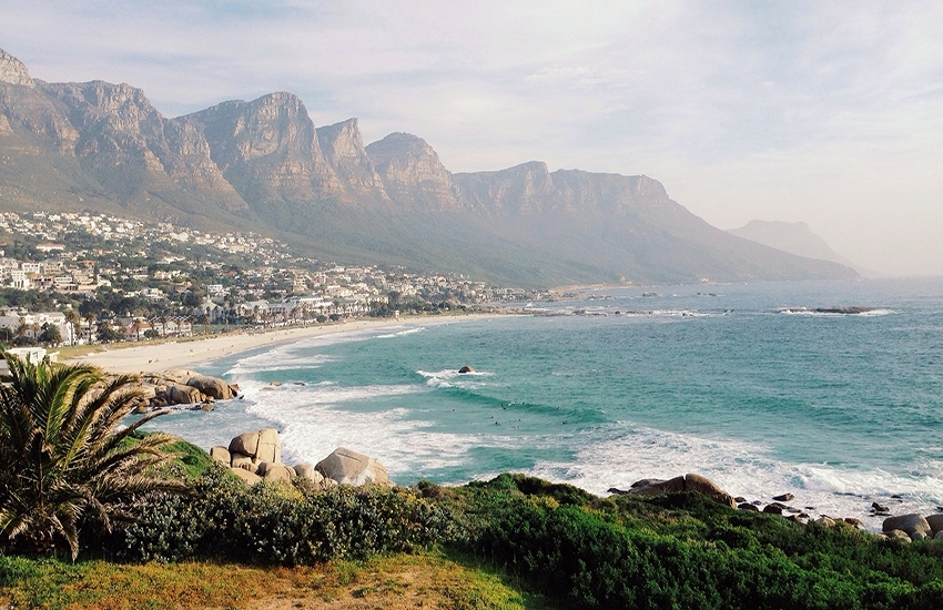 South Africa: beaches, sports and adventure
