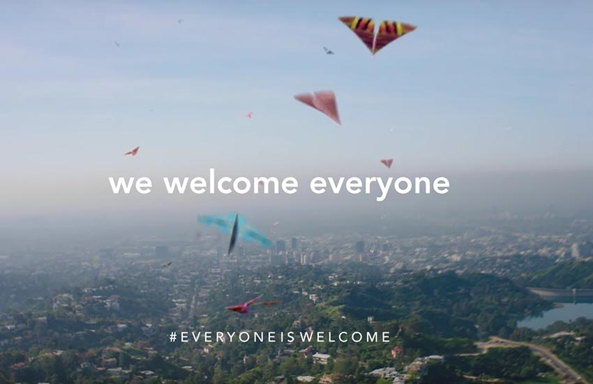 #EveryoneIsWelcome: Los Angeles's new gay friendly campaign