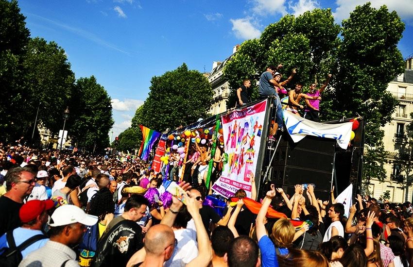 Gay Pride 2014 : Le calendrier des marches françaises