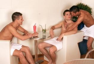 Phones Gay Sauna 13