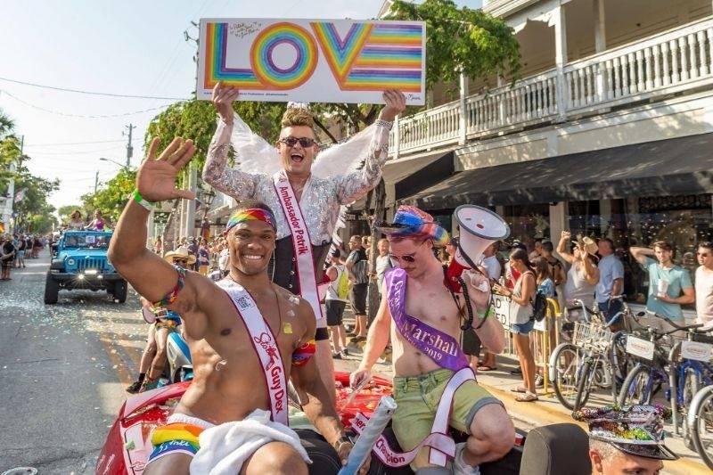 Key west gay hotels