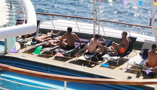 La croisière gay Attitude 2011 s'élance mercredi de Marseille !