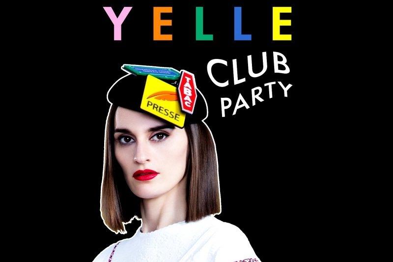 Rock en Seine 2018 - Yelle Club Party