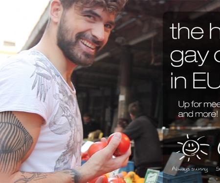 Athènes, la ville qui veut parler aux gays
