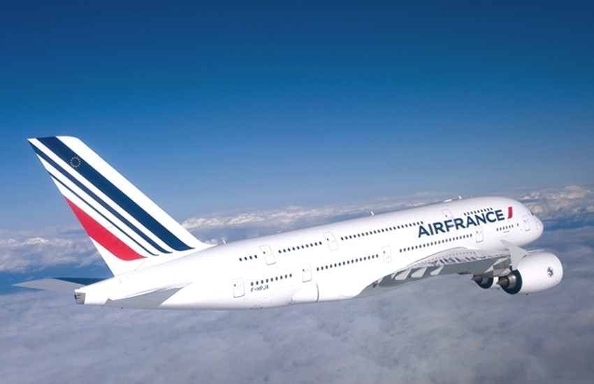Air France : L'A380 décolle vers Miami