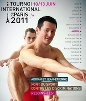 Le Tournoi International de Paris, c'est ce week-end !