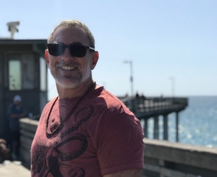 Dominic in San Diego: an outdoorsy paradise!