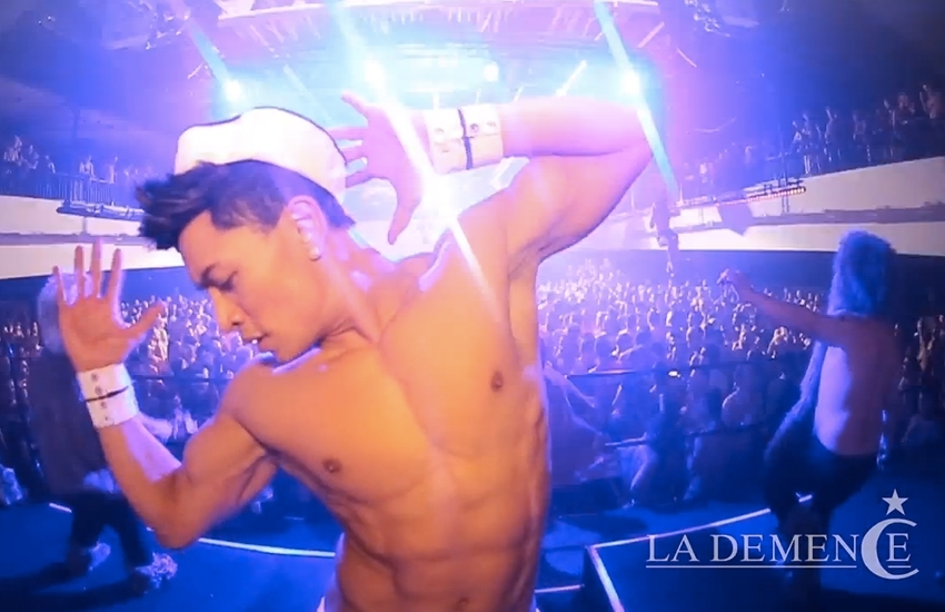 Halloween: Gay Clubbing Weekend in Europe