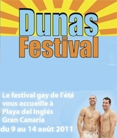 En août, le Dunas Festival prend ses quartiers à Playa del Inglés