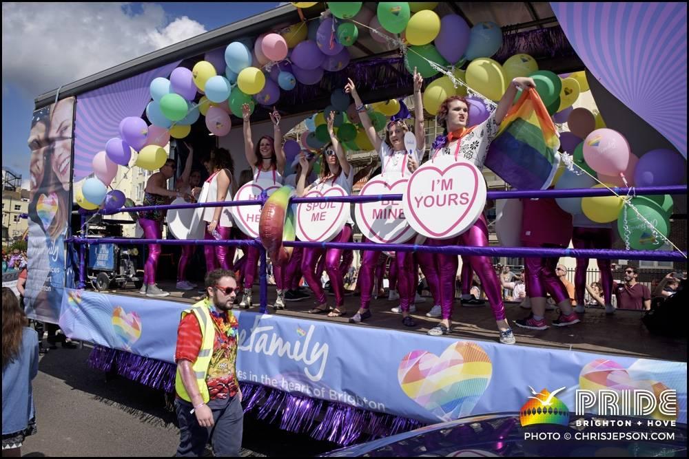 gay pride dates brighton