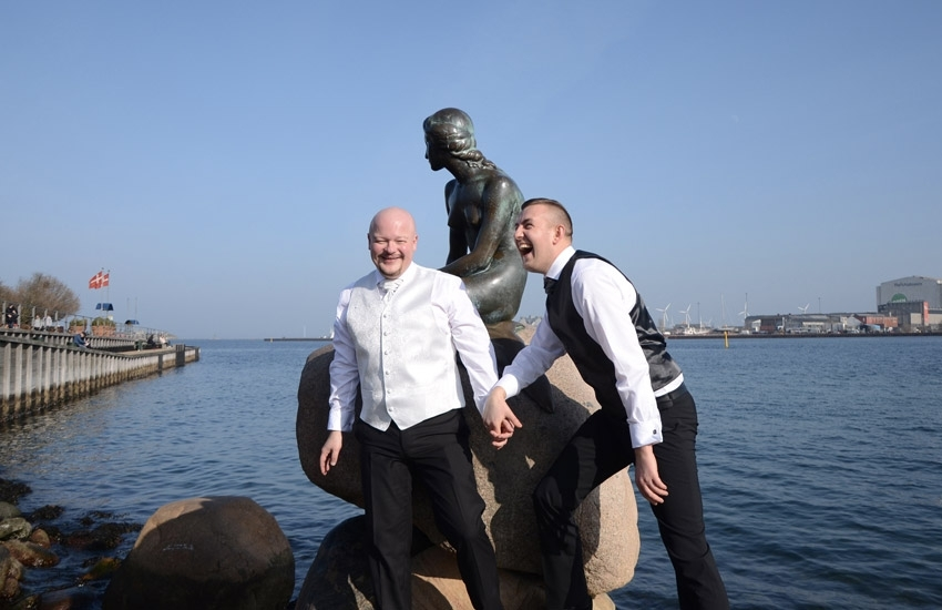 Copenhagen to celebrate same-sex weddings during Eurovision