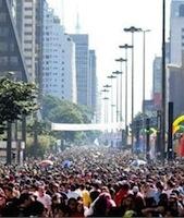 Dimanche, São Paulo accueille la plus grande gay pride du monde