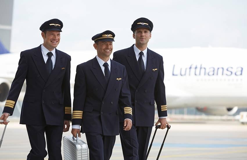 Envolez-vous vers la destination de votre choix avec Lufthansa !