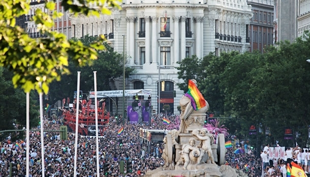 Madrid, capitale du tourisme gay en 2014 !