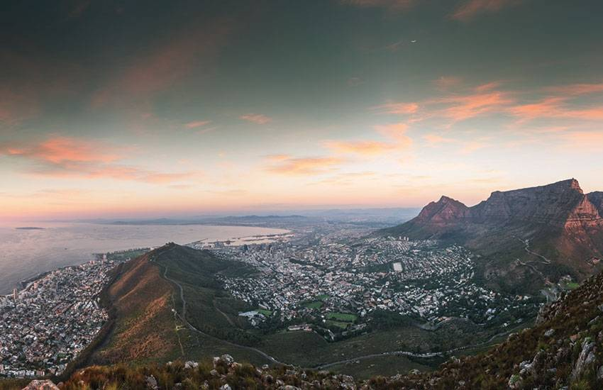 Afrique du sud : escapades urbaines