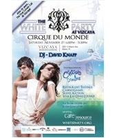 Ouverture de la semaine de la White Party à Miami !
