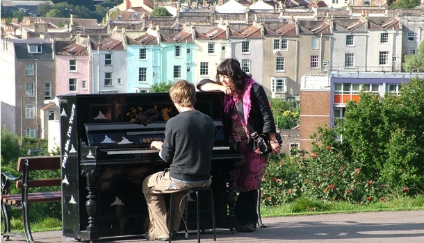 40 pianos en liberté dans Paris !