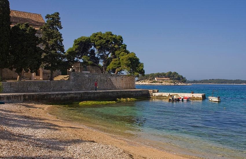 Hvar, le Saint-Tropez croate