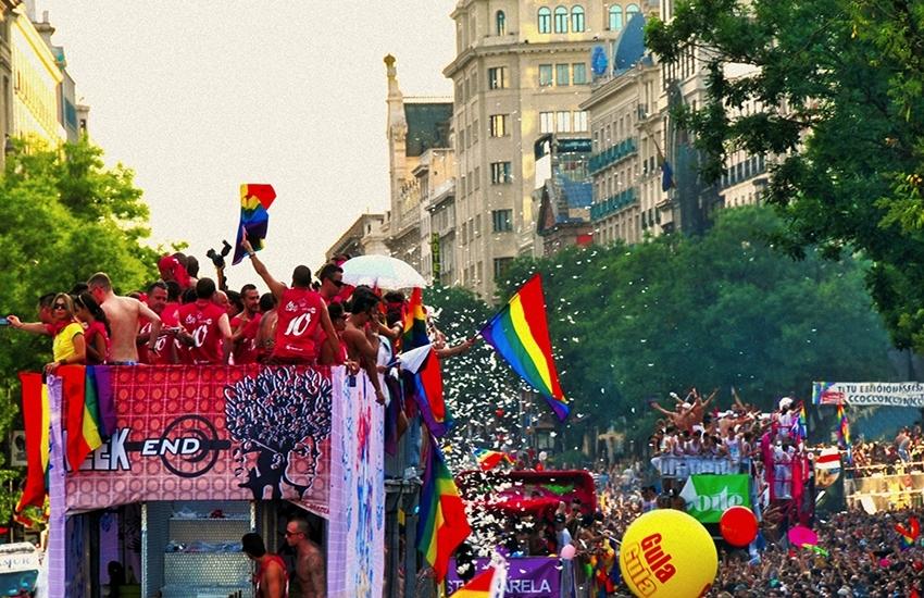 Du 2 au 6 juillet, venez vivre l'Orgullo Madrid 2014