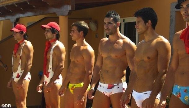 Le programme du Dunas Festival 2013, à Playa del Ingles.