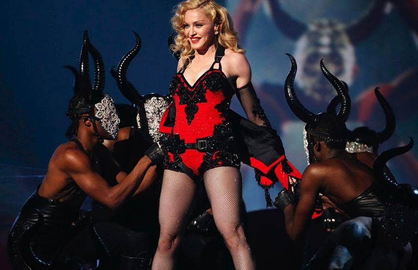 Madonna en chat sur Grindr !