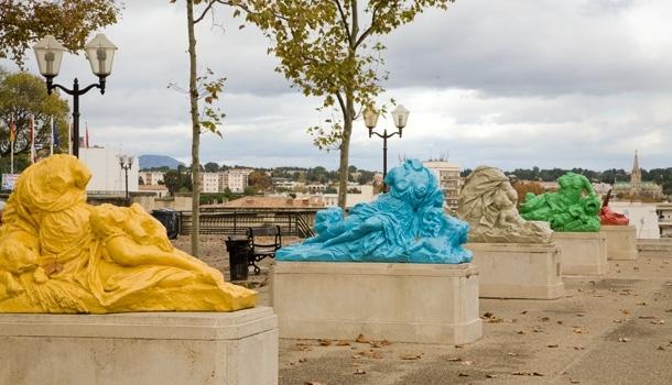 Montpellier, ville arc-en-ciel