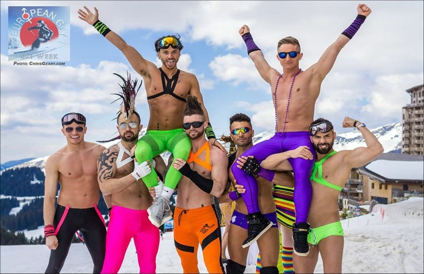 TOP 10 des Gay Ski Weeks en 2016